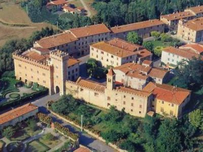 Photo for Casa Margherita: charme apartment in the castle of Bolgheri, Tuscany.