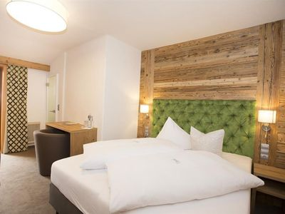 """Photo for Double room """"Standard"""" 1/2 / 10-12 / 31/33/34/36/44/201 - Weissensee, Hotel-Gasthof"""