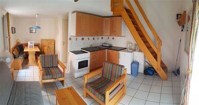 Photo for 2-rooms villa with garage in NARBONNE-PLAGE