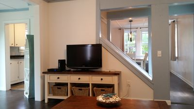 June Special! Reduced weekly & nightly rates. Less than 1 mile from beach