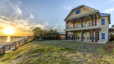 Photo for Always On My Mind - 30A Gulf Front Seacrest Home + Carriage House + Private Pool