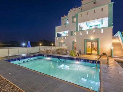 Photo for Blue Pearl Villa Apolakkia