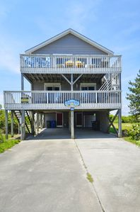Photo for Very quiet, peaceful location in South Nags Head but still just a short 1-2 minute walk from easy, direct beach access! Well-maintained and equipped by conscientious home owners.