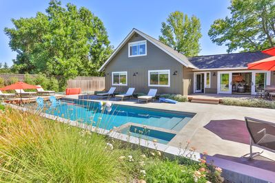 Exterior - Welcome to Sonoma! Your rental is professionally managed by TurnKey Vacation Rentals.