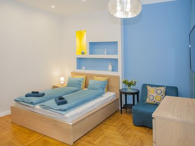 Photo for Amilia apartment -Its a cosy little studio apartment in the heart of the city