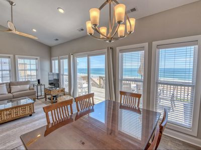 """Photo for Welcome to """"Sol Therapy"""" Newly renovated oceanfront paradise 4/bd and 3/bath"""