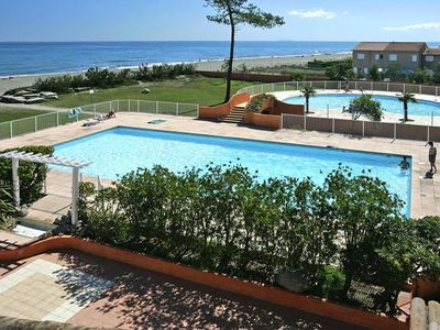 Photo for Residence Cala Bianca, Borgo-Plage  in Haute - Corse - 8 persons, 2 bedrooms