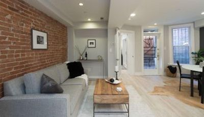 Photo for Lovely Washington DC Dupont Circle 2 Bedroom, 2 Bathroom Apartment (4 Guests)