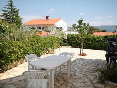 Photo for Studio flat with terrace Krk (AS-3231-a)