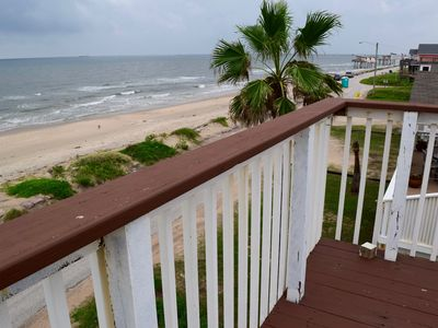Photo for Front row on Surfside pedestrian beach