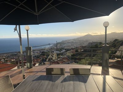 Photo for Villas Quinta da Lapa. Amazing Funchal view