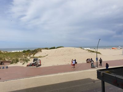 Photo for Appartment with seaside view at Oostduinkerke
