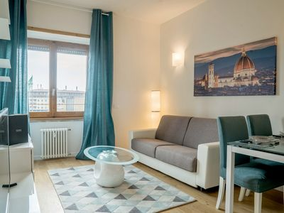 Photo for Alinari 1 - Brand-new two-room apartment near the Duomo