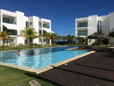 Photo for Charming apartment for rent in Praia do Forte