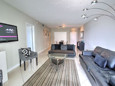 Photo for Miami Hollywood Nice One Bedroom Ocean Oriented