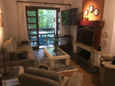 Photo for Beautiful Apartment in Center Capivari - Gated Community
