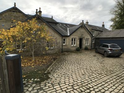 Photo for Period house with spacious family rooms and comfortable bedrooms,