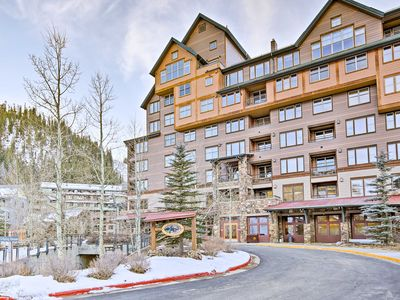 Photo for Ski-In/Ski-Out Winter Park Condo w/Resort Hot Tubs