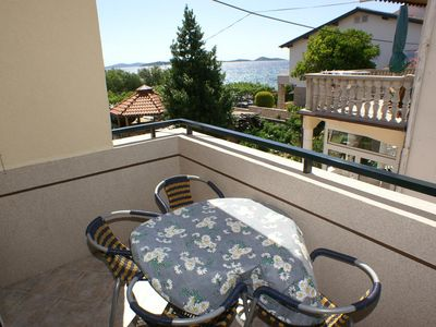 Photo for One bedroom apartment near beach Vodice (A-4198-c)