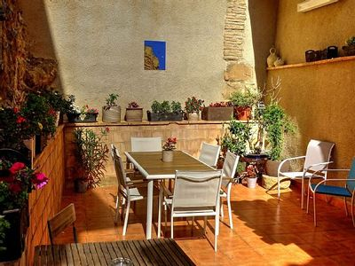 Photo for 4BR Cottage Vacation Rental in Abiego, Huesca