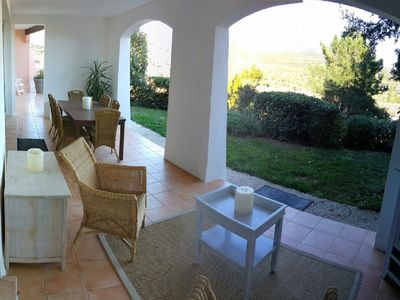Photo for St Tropez, T4 renovated apartment in residence 4 * Pierre & Vacances