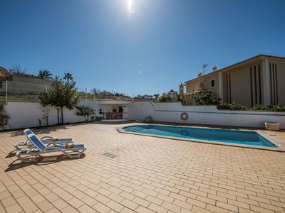 Photo for Large Villa With Private Pool And Large Brick Built BBQ Area