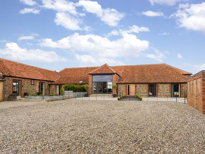 Photo for WOW! - A truly exceptional modern barn conversion with stunning rural views
