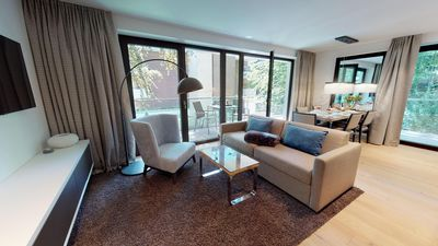 Photo for Luxury on 92 sqm in a prime location White Pearl Timmendorfer Strand 1. 07