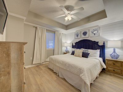 Photo for Destin West Gulfside 111 ~ Ground floor ~ 2018 Designer Remodel ~ Just steps from the Pool & Beach