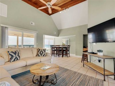 Photo for Gulf Front Townhome-Great Views! 2 Master Suites and 2 Sets of Seasonal Beach Service!