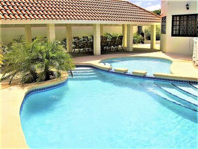 Charming, Centrally Located, Spacious Villa with Private Pool