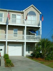 Photo for ANDREA'S PLACE - Beautiful 4 bedroom Townhome short walk from Kure Beach Pier