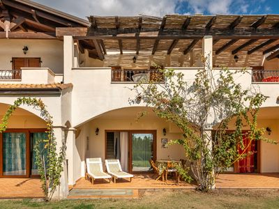 """Photo for Cozy Villa """"La Marea"""" with Large Garden, Balcony, Terrace, Air Conditioning & Wi-Fi; Parking Available"""