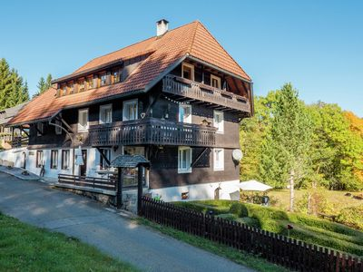Photo for Apartment with covered balcony in the Black Forest near the Feldberg