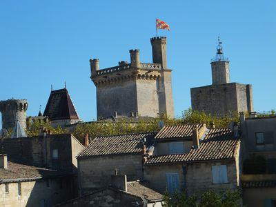 Photo for UZES pleasant apartment in the city center.