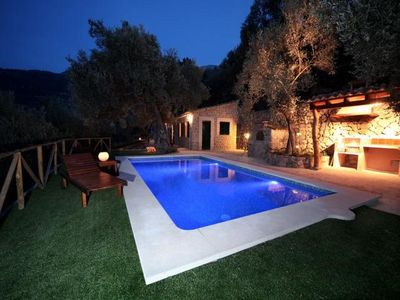 Photo for One bedroom Villa, sleeps 2 in Deià with Pool