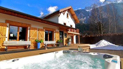 Photo for 8BR Chalet Vacation Rental in Chamonix-Mont-Blanc, Auvergne-Rhône-Alpes