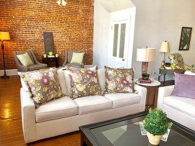 Photo for Beautiful Apartment in the Center of Historic Downtown Brenham