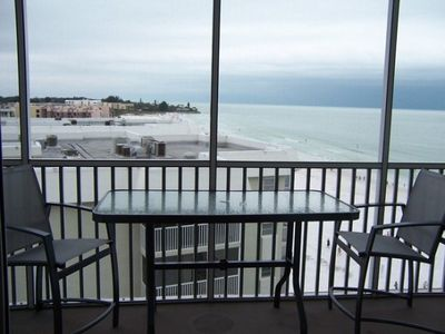 Photo for Beach Front Vacation Paradise - Luxurious Condo - Wonderful View - Completely Renovated - Voted  #1 Beach In USA