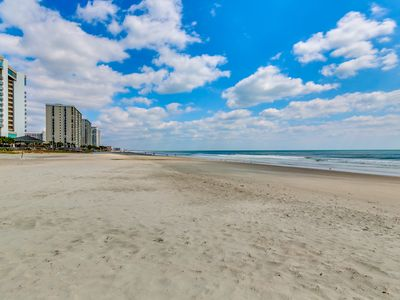 Photo for **Ocean Front Treasure in Margate Tower of Kingston Plantation**