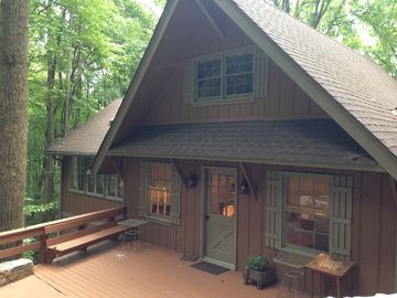 Large Mountain Cottage with Amenities for the Whole Family
