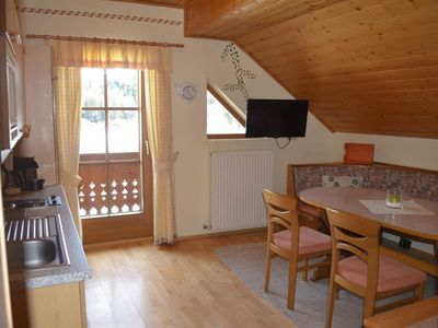 Photo for Apartment TOP 2 with 2 bedrooms & balcony - Brandstätter, Urbangut