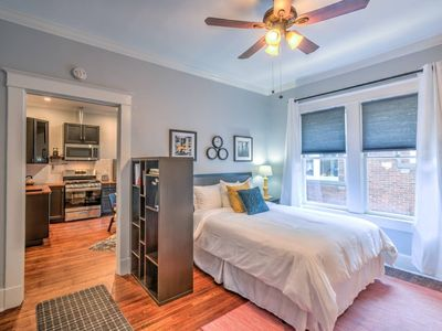Photo for Historic Details with Modern Comforts in Midtown!