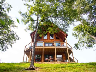 Photo for GORGEOUS! Best property on the Caddo River In Glenwood Arkansas!