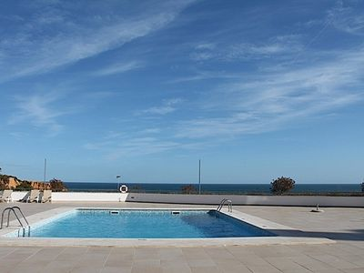 Photo for Rozen Apartment, Olhos de Agua, Algarve