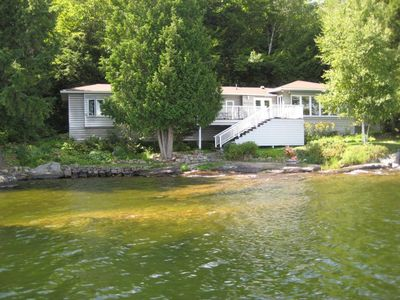 Photo for Millie's Bluff - Lake Rosseau