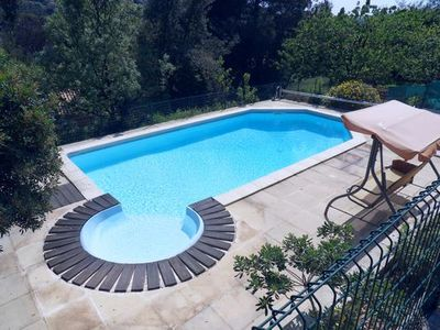 Photo for Holiday apartment Saint-Raphaël for 4 - 6 persons with 2 bedrooms - Holiday apartment in a villa