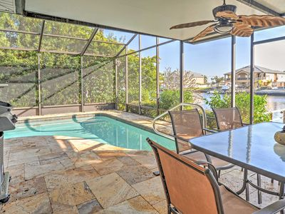 Photo for New Port Richey Waterfront Home w/ Private Pool!