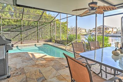 Have fun in the sun at this amazing New Port Richey vacation rental house!