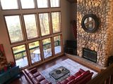 Spectacular chalet with view of ski slopes!